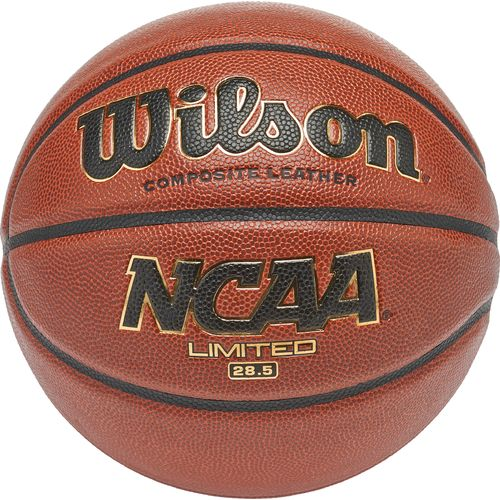 "Display product reviews for Wilson NCAA Limited 28.5"" Intermediate Basketball"