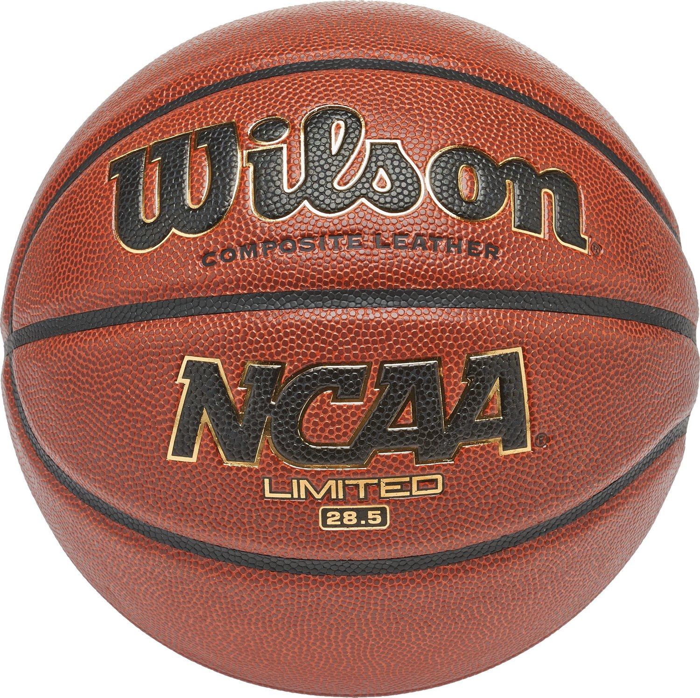 "Wilson NCAA Limited 28.5"" Intermediate Basketball"