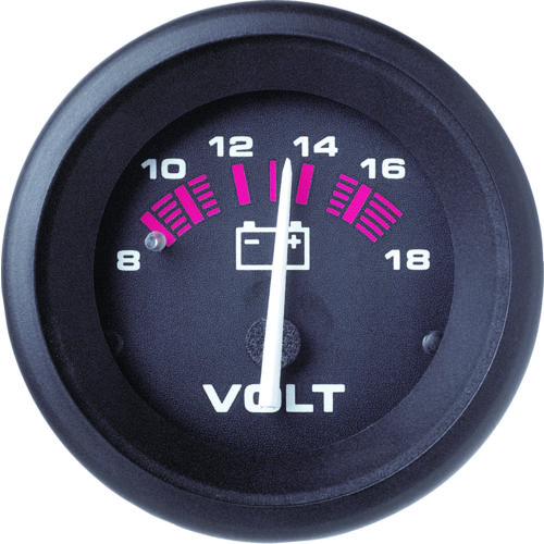 SeaStar Solutions Amega 8V - 18V Voltmeter - view number 1