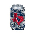 Kolder Houston Texans 12 oz. Digi Camo Kaddy