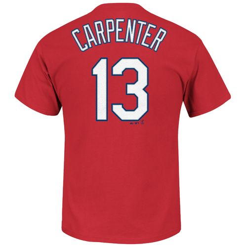 Majestic Men's St. Louis Cardinals Matt Carpenter #13