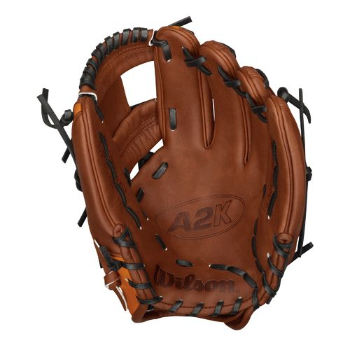"Display product reviews for Wilson Adults' A2K Dustin Pedroia 11.5"" Infield Baseball Glove"