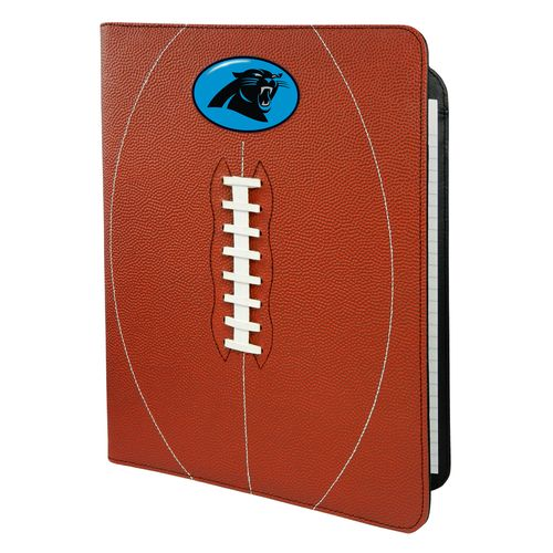 GameWear Carolina Panthers Classic NFL Football Portfolio