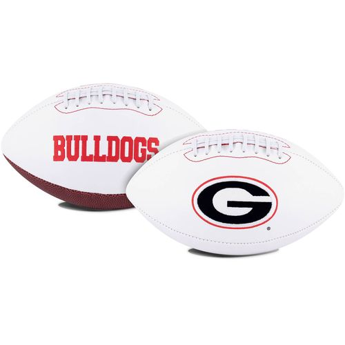 Jarden Sports Licensing University of Georgia Signature Series Full Size Football with Autograph Pen - view number 1