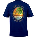Salt Life Men's Laid Back Short Sleeve T-shirt