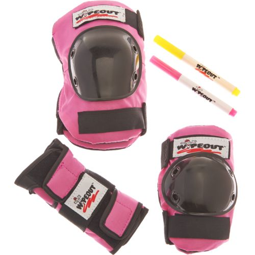 Wipeout™ Kids' Dry-Erase Protective Pads