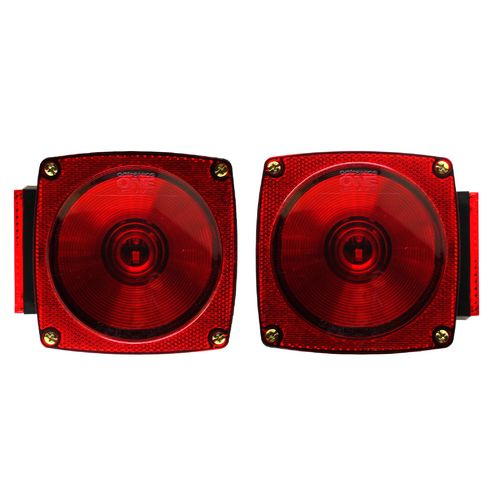 Optronics® ONE LED Trailer Lights 2-Pack  sc 1 st  Academy Sports + Outdoors & Trailer Lighting u0026 Wiring | Academy