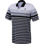 adidas Men's CLIMACOOL® Gradient Birdseye Stripe Polo Shirt
