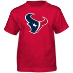 NFL Boys' Houston Texans Primary Logo T-shirt - view number 1