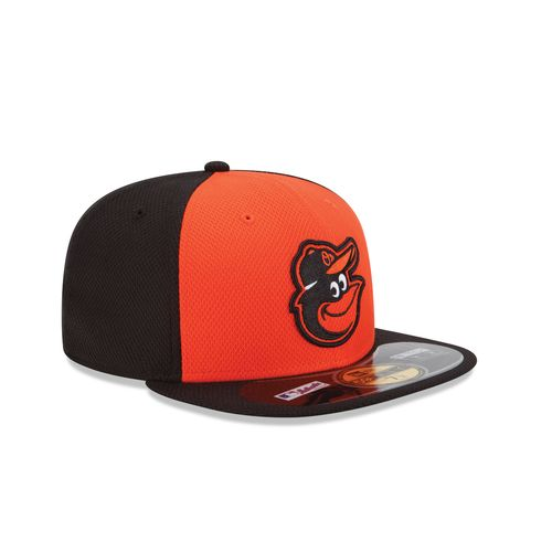 New Era Men's Baltimore Orioles 2015 Diamond Era Cap - view number 2