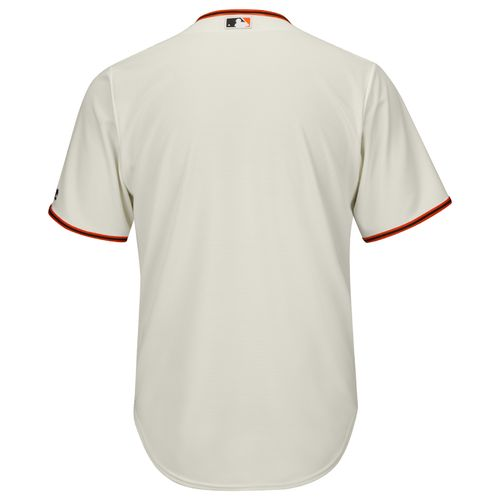 Majestic Men's San Francisco Giants Cool Base® Replica Jersey - view number 2