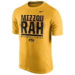Nike Men's University of Missouri Legend Local Verbiage T-shirt
