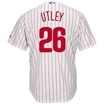 Majestic Men's Philadelphia Phillies Chase Utley #26 Cool Base® Jersey