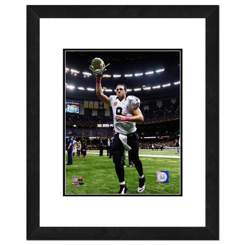Photo File New Orleans Saints Drew Brees 8