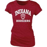 Blue 84 Juniors' Indiana University Triblend T-shirt