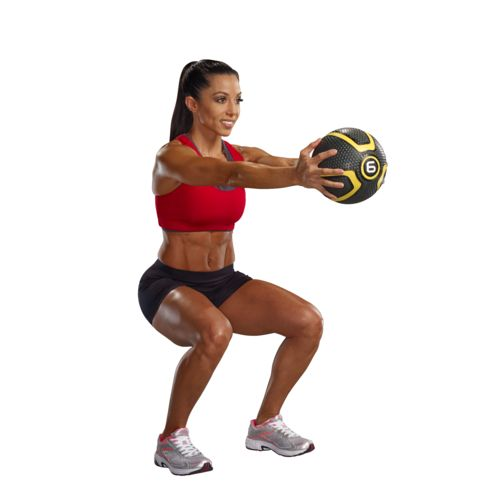 BCG Medicine Ball - view number 3