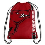 Forever Collectibles™ University of Arkansas 2015 Drawstring Backpack