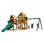 Gorilla Playsets™ Woodbridge Swing Set