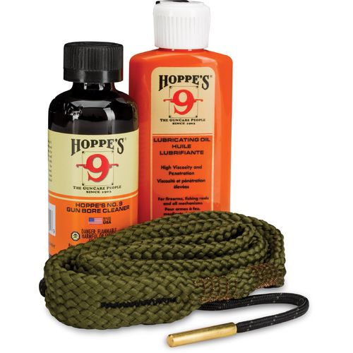 Hoppe's 1.2.3. Done! 10mm and .40 Caliber Pistol Cleaning Kit