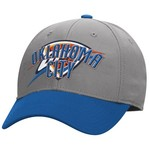 adidas™ Men's Oklahoma City Thunder Team Nation Structured Flex Cap