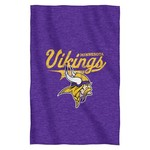 The Northwest Company Minnesota Vikings Sweatshirt Throw