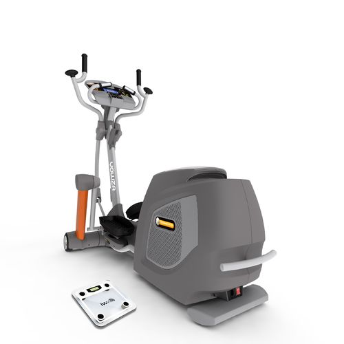Yowza Fitness Navarre Plus CardioSure™ Elliptical