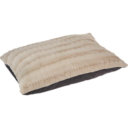 "Display product reviews for Carpenter 27"" x 36"" Plush-Top Dog Bed"