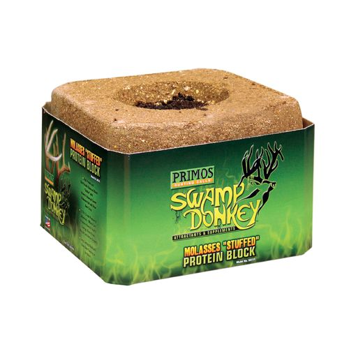 Display product reviews for Primos Swamp Donkey™ Molasses Stuffed Protein Block