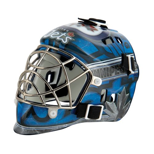 Franklin NHL Team Series Winnipeg Jets Mini Goalie Mask