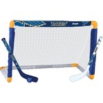 Franklin St. Louis Blues Mini Hockey Goal Set - view number 1