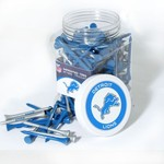 Team Golf Detroit Lions Tees 175-Pack