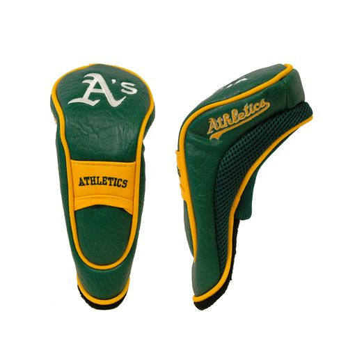 Team Golf Oakland Athletics Hybrid Head Cover