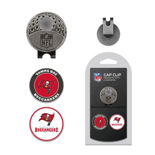 Team Golf Tampa Bay Buccaneers Marker Cap Clip