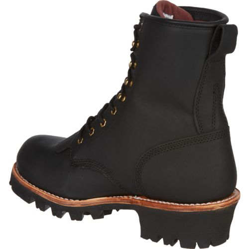 Chippewa Boots Waterproof Insulated Logger Rugged Outdoor Boots - view number 3