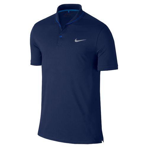 Nike Men's Transition Dry Heather Shawl Polo Shirt