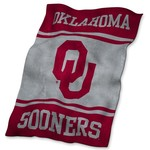 Logo University of Oklahoma Ultrasoft Blanket