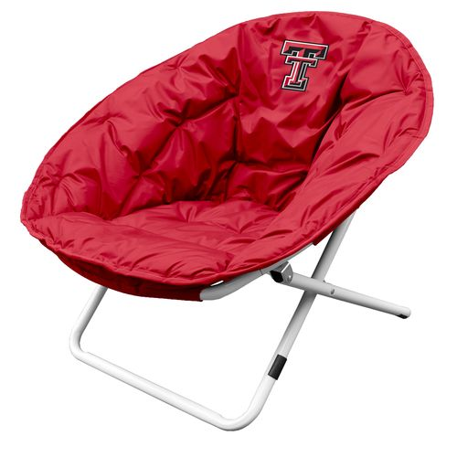 Logo Texas Tech University Sphere Chair