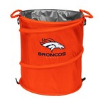 Logo™ Denver Broncos Collapsible 3-in-1 Cooler/Hamper/Wastebasket - view number 1
