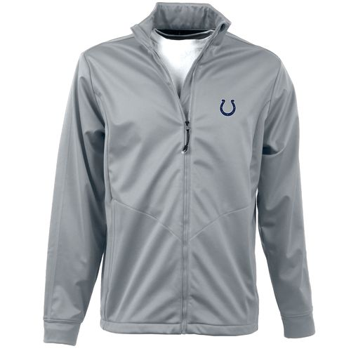 Antigua Men's Indianapolis Colts Golf Jacket
