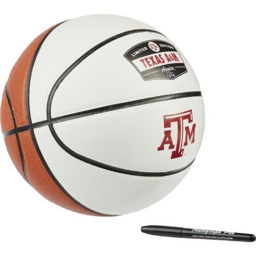 Rawlings® Texas A&M University Signature Series Full-Size Basketball