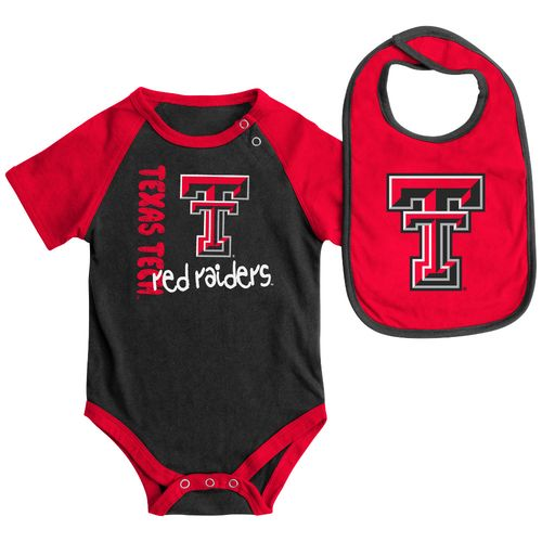 Colosseum Athletics Infants' Texas Tech University Rookie Onesie
