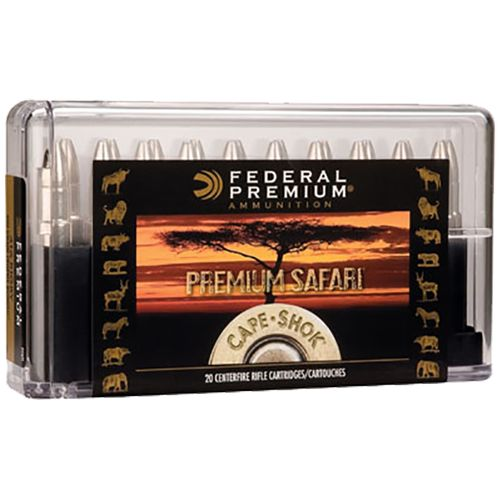 Federal Premium Cape-Shok .370 Sako Magnum 286-Grain Centerfire Ammunition - view number 1