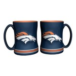Boelter Brands Denver Broncos 14 oz. Relief Mugs 2-Pack