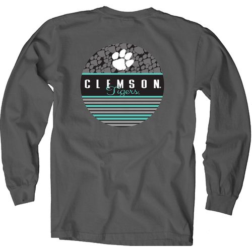 Blue 84 Women's Clemson University Basic Long Sleeve T-shirt
