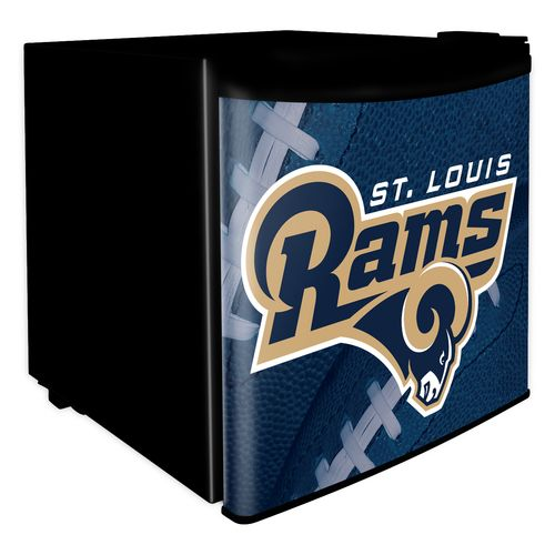 Boelter Brands St. Louis Rams 1.7 cu. ft. Dorm Room Refrigerator