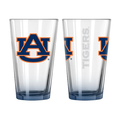 Boelter Brands Auburn University Elite 16 oz. Pint Glasses 2-Pack - view number 1