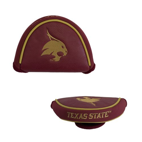 Team Golf Texas State University Mallet Putter Cover
