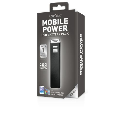 CoreAudio Mobile Power USB Battery Pack