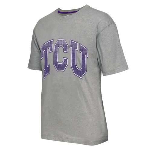 Colosseum Athletics Men's Texas Christian University Colossal T-shirt