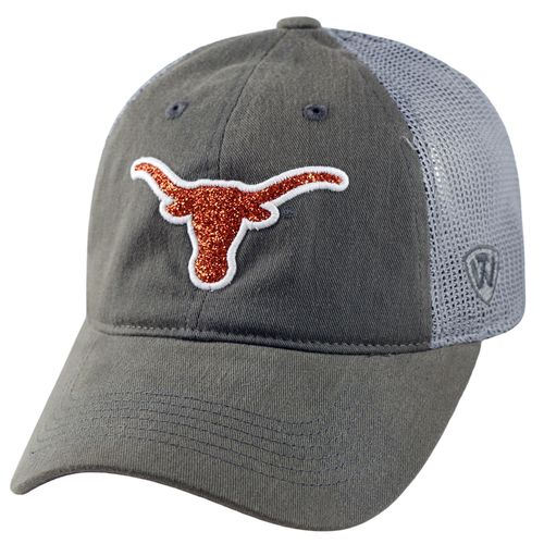 Top of the World Women's University of Texas Charisma 2-Tone Adjustable Cap